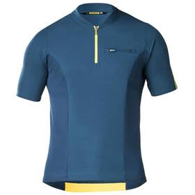 Mavic XA Pro maglietta a maniche corte Uomo blu